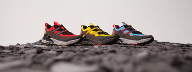 New Balance launches its collection of All Terrain shoes, for lovers of the mountain race