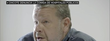 Chicote investigates hospital food: two experts tell us how hospital nutrition should be