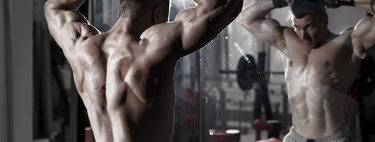 How to get a V back in the gym